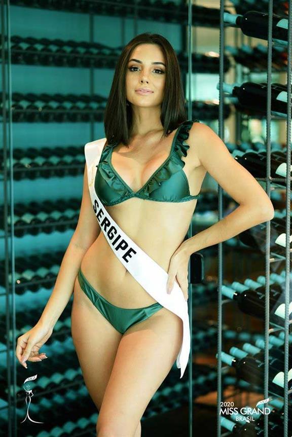 Caroline Andrade Miss Grand Sergipe 2020