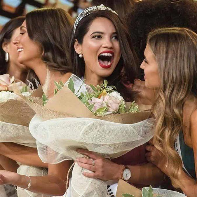 Post-Pageant analysis of Miss Universe Australia 2019