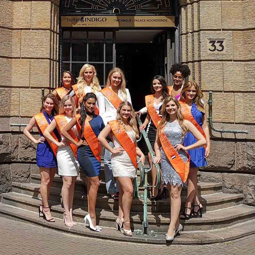 Miss World Netherland 2019 Meet the Contestants