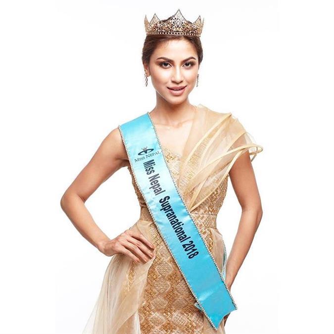 Mahima Singh to represent Nepal in Miss Supranational 2018