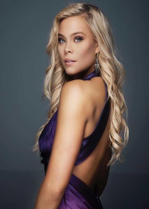 Hugrún Birta Egilsdóttir crowned Miss Supranational Iceland 2019