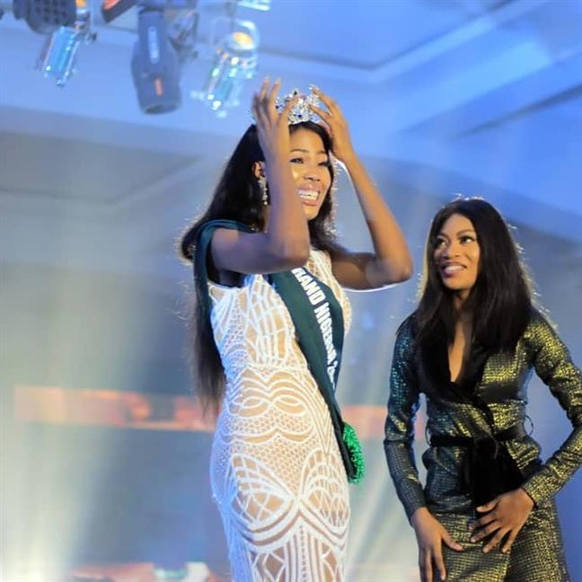 Ocheche Favour crowned Miss Grand Nigeria 2019
