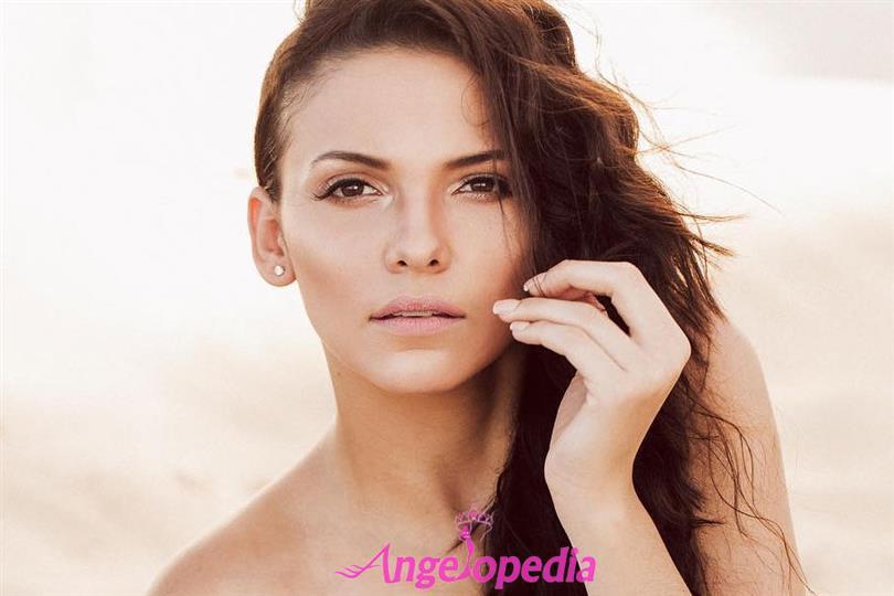 Miss Supranational Puerto Rico 2018 Valerie Vasquez