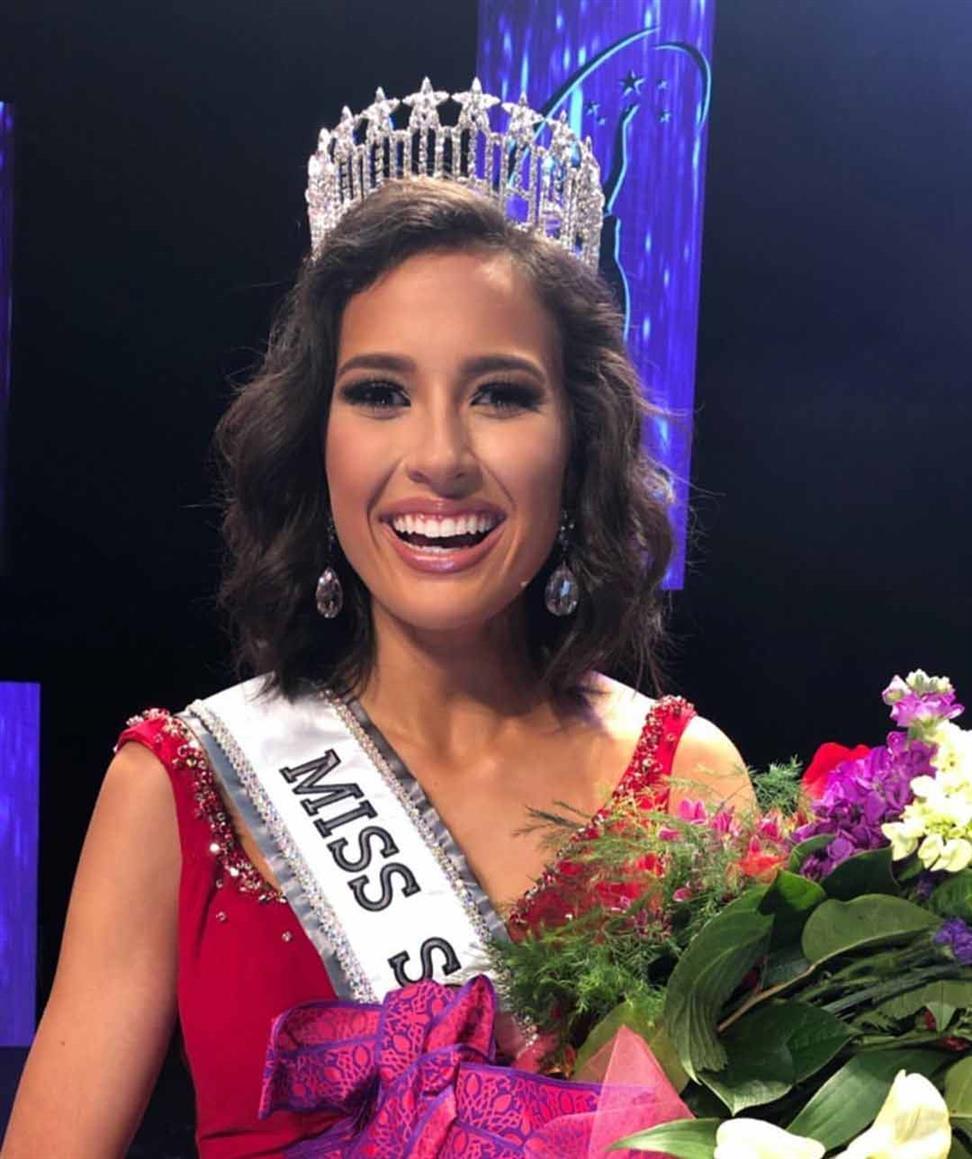Hannah Jane Curry crowned Miss South Carolina USA 2020 for Miss USA 2020