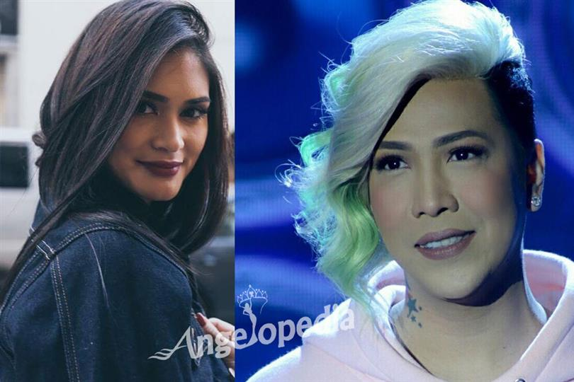Vice Ganda will be sharing screen with Miss Universe 2015, Pia Wurtzbach