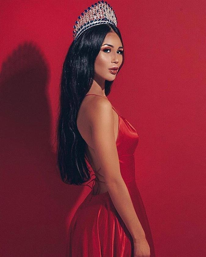 Meet Guzaliya Izmailova Miss Supranational Russia 2018