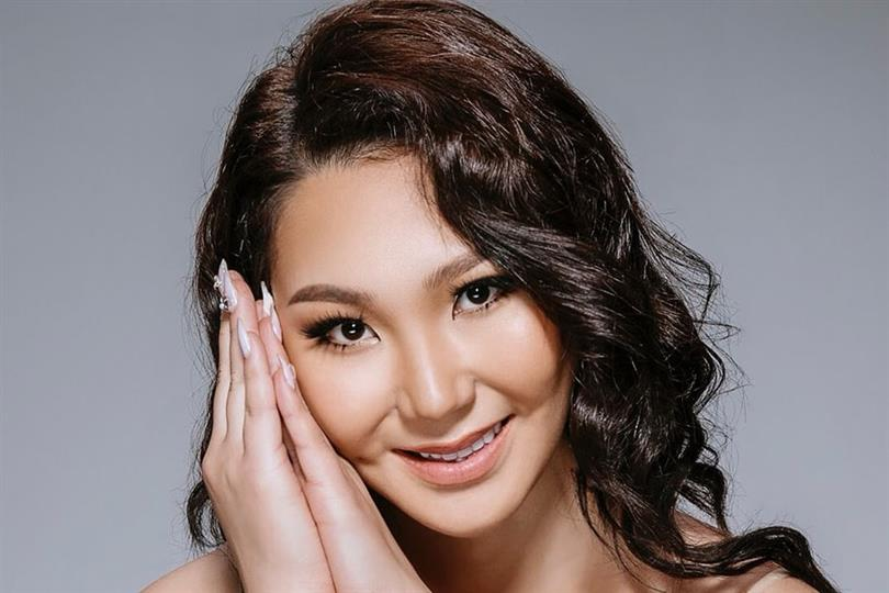 Burte-Ujin to represent Mongolia in Miss Grand International 2018