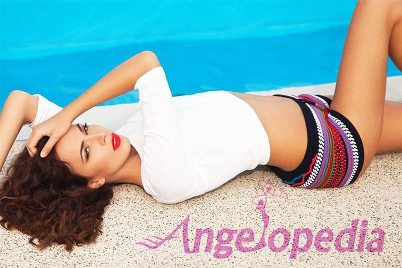 Ivana Misura Miss Universe Croatia 2014