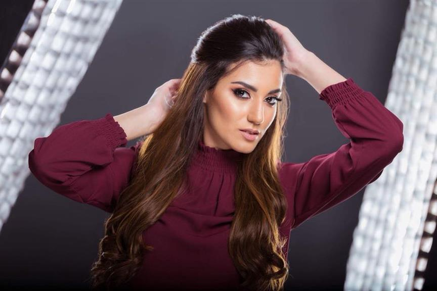 Miss Universe 2018 representative from Malta is Francesca Mifsud from Zejtun