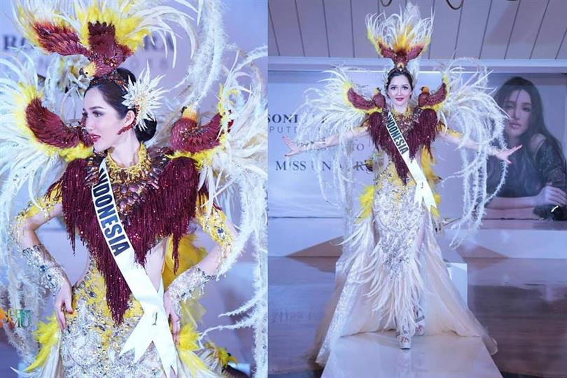 Miss Universe 2018 @ NATIONAL COSTUMES - Photos and video added - Page 2 HW73MPVX45Puteri-5