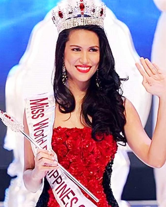 Gwendoline Gaelle Ruais Miss World Philippines 2011 Winner