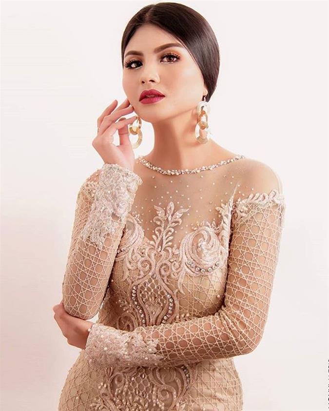 Meet Amy Nur Tinie Miss Eco Malaysia 2019 for Miss Eco International 2019