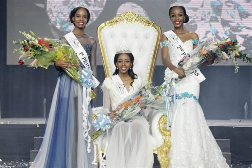 Thata Kenosi is Miss Botswana 2016 regardless of the controversy