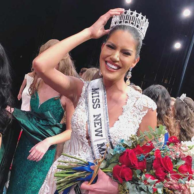 Cecilia Rodriguez Miss New Mexico USA 2020