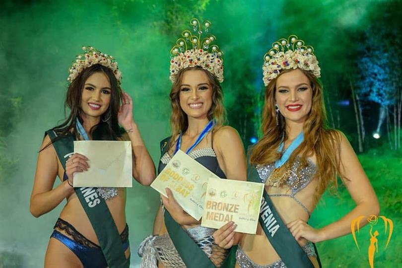 Miss Earth 2018 Swimsuit Competition Winners and Special Awards