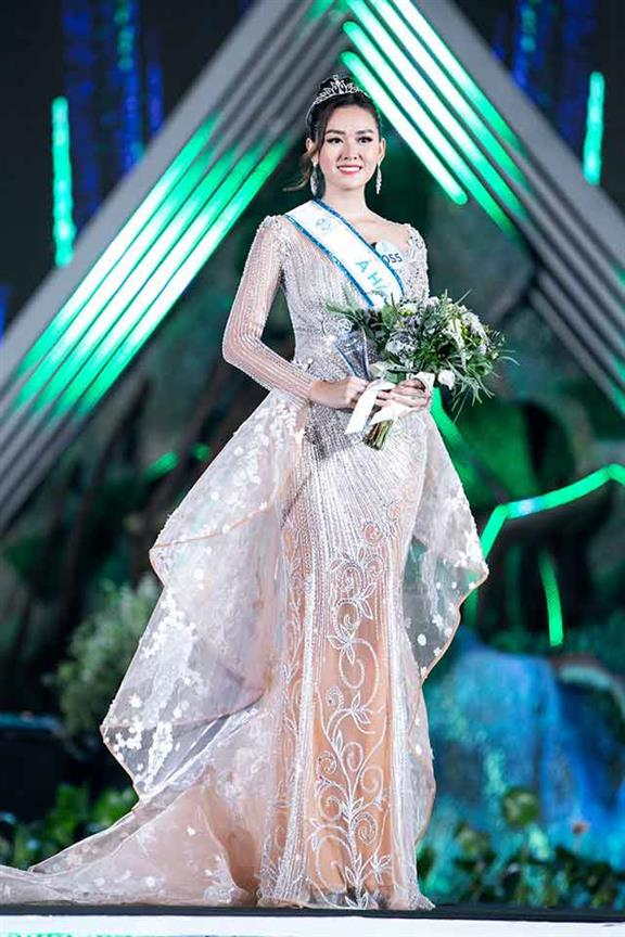 Nguy?n Tu?ng San to represent Vietnam in Miss Intercontinental 2019