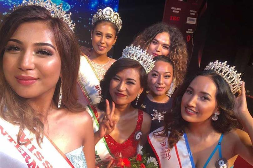 Pratistha Saakha crowned Miss Asia Pacific International Nepal 2019