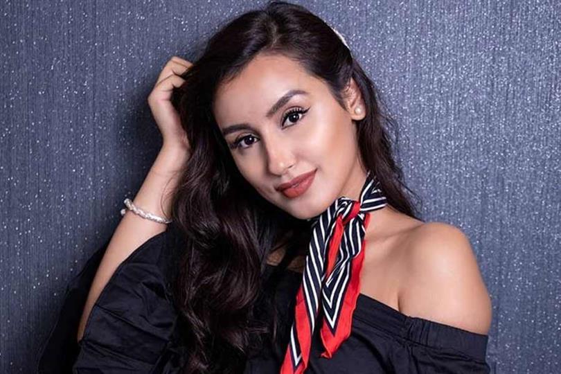Nepali beauty Pratishtha Trish Raut wins BWAP at Miss England 2019