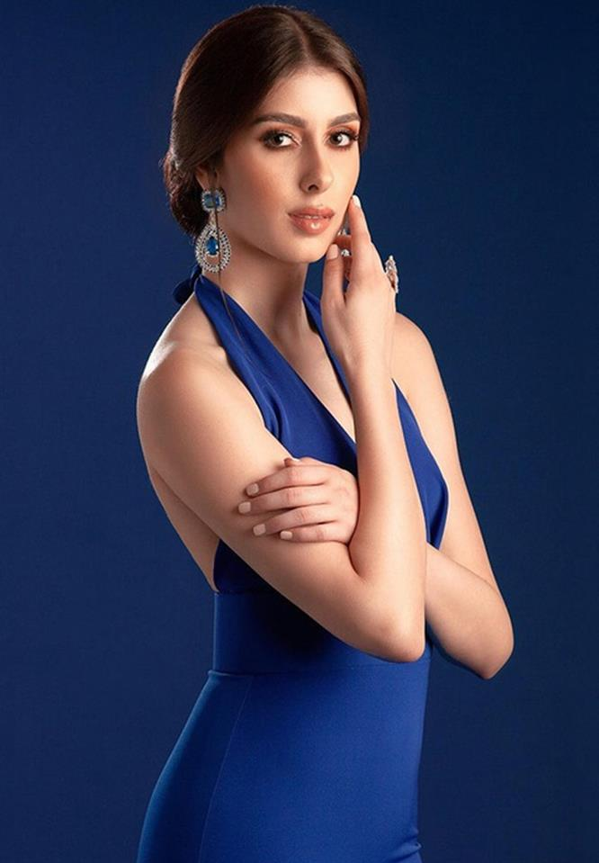 Daniella Rodríguez was crowned Miss Mundo Puerto Rico 2019