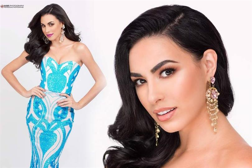 Nicole Marie Colón Rivera is Miss Grand Puerto Rico 2018