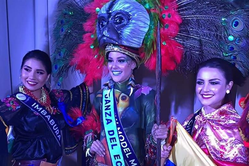 Miss World Ecuador 2019 Preliminary Competition Results