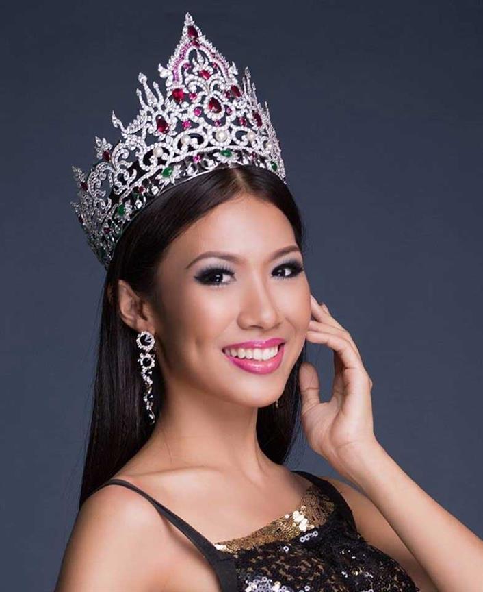 Eaint Myat Chal elected Miss Supranational Myanmar 2019