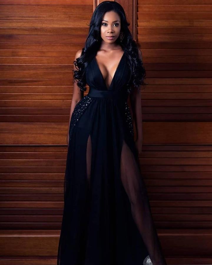 Meet Liane Bonofacia Miss Grand Curacao 2019