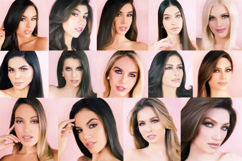 Miss Universe Argentina 2019 Meet the Contestants