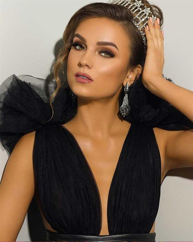 Miss Illinois USA 2020 Olivia Pura Interview