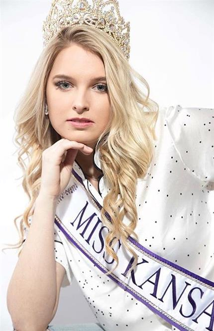 Beauty Talks with Miss Kansas Earth United States 2018 McKenzie Hersh
