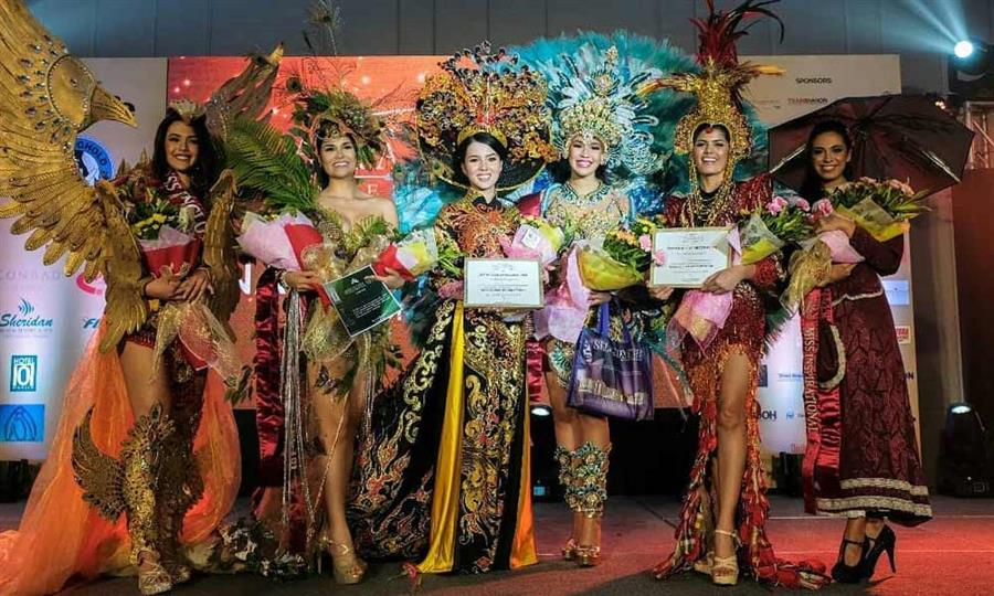 Miss Asia Pacific International 2018 Swimsuit and National Costume Competition Results