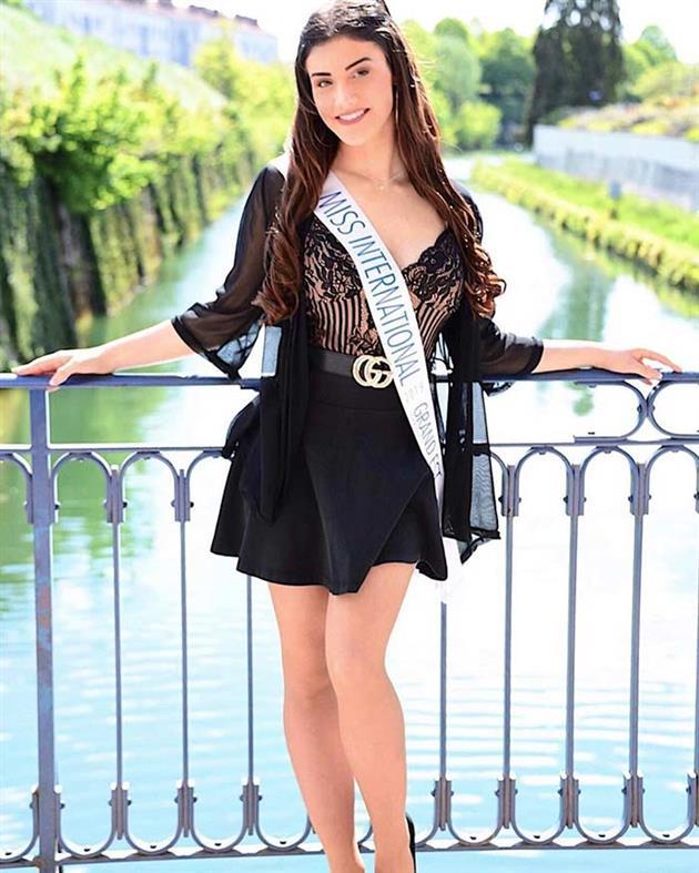 Miss International France 2019 Meet the Delegates