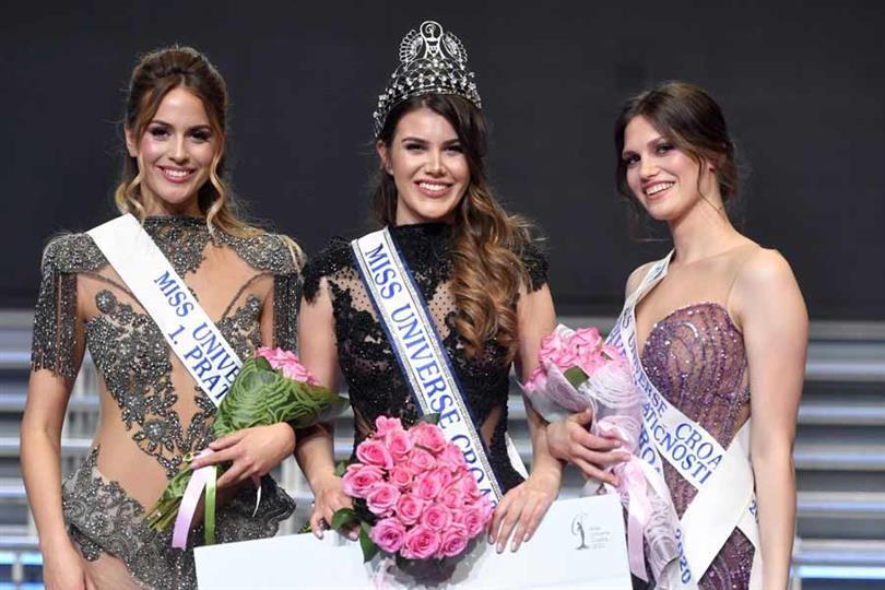 Mirna Naiia Maric crowned Miss Universe Croatia 2020