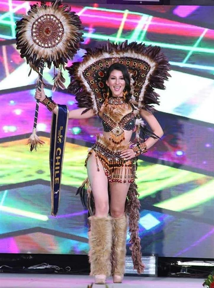 Our favourites from the National Costume Competition of Miss United Continents 2019