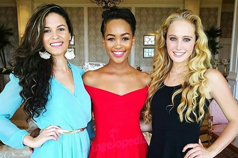 Miss South Africa 2018 Contestants Are Being Unveiled Angelopedia