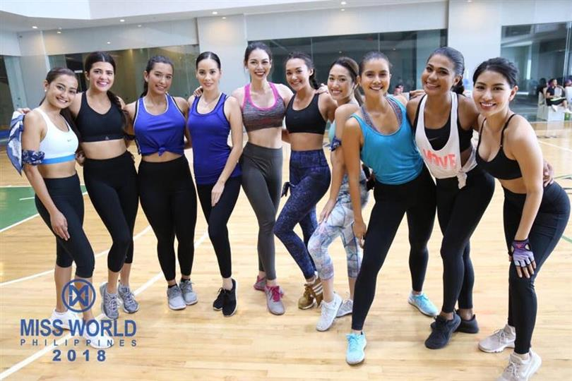 Miss World Philippines 2018 Preliminary Competitions Results