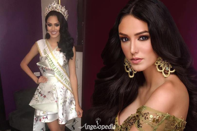 Beverly Rodriguez De Leon from Puerto Rico will not participate in Miss International 2017