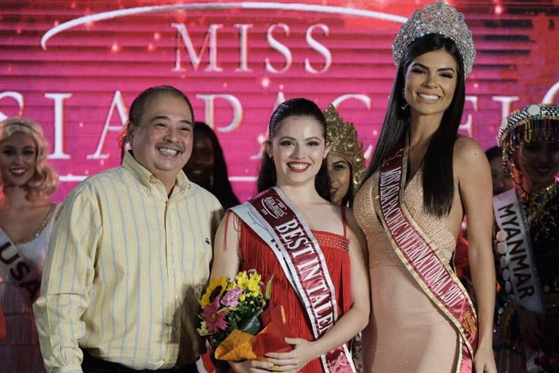 Miss Asia Pacific International 2018 Talent Competition Results