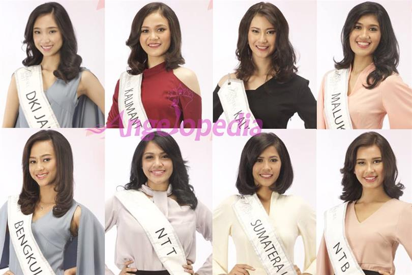 Achintya Holte Nilsen crowned as Miss Indonesia 2017