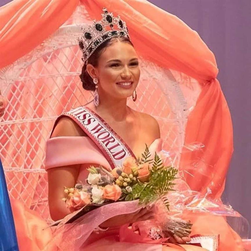 Jaci Patrick crowned Miss World Cayman Islands 2019