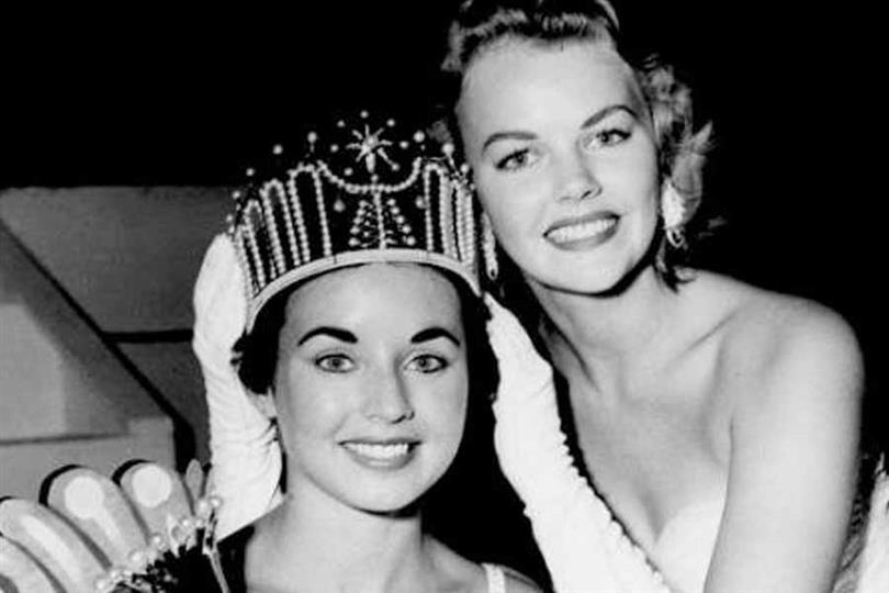 Miss Universe 1956 Carol Morris