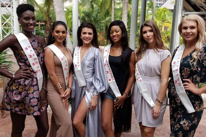 Miss World 2018 Head to Head challenge groups revealed