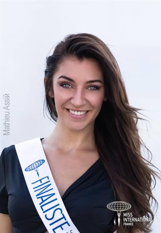 Miss International France 2018 Top 8 Hot Picks by Angelopedia