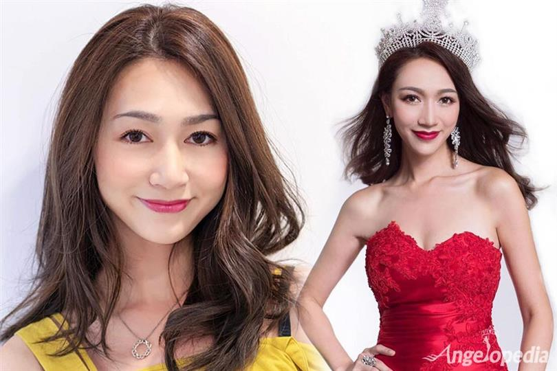 Carmaney Wong crowned Miss International Hong Kong 2018