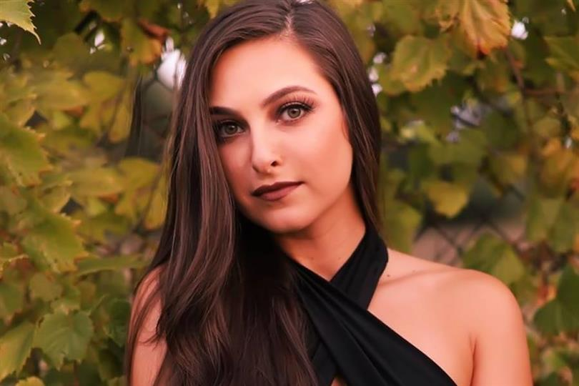 Canada's Maria Giorlando first delegate to arrive in Philippines for Face of Beauty International 2019
