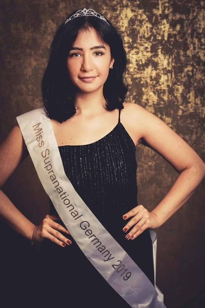 Derya Koc elected Miss Supranational Germany 2019