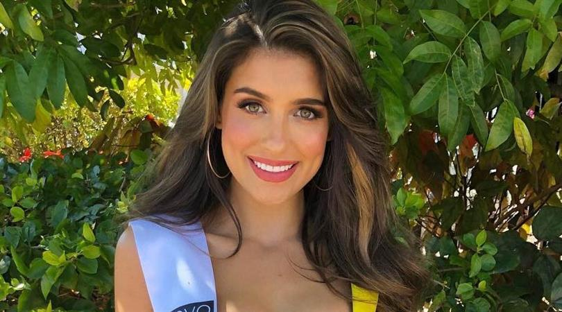 Taylah Cannon crowned Miss World Australia 2018