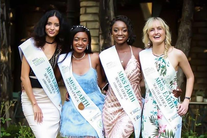 Lungo Katete crowned Miss Earth South Africa 2019