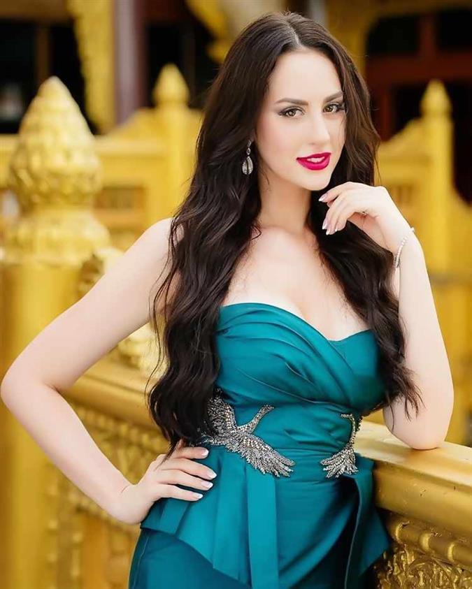 Meet Jurate Stasiunaite Miss Supranational Lithuania 2019 for Miss Supranational 2019