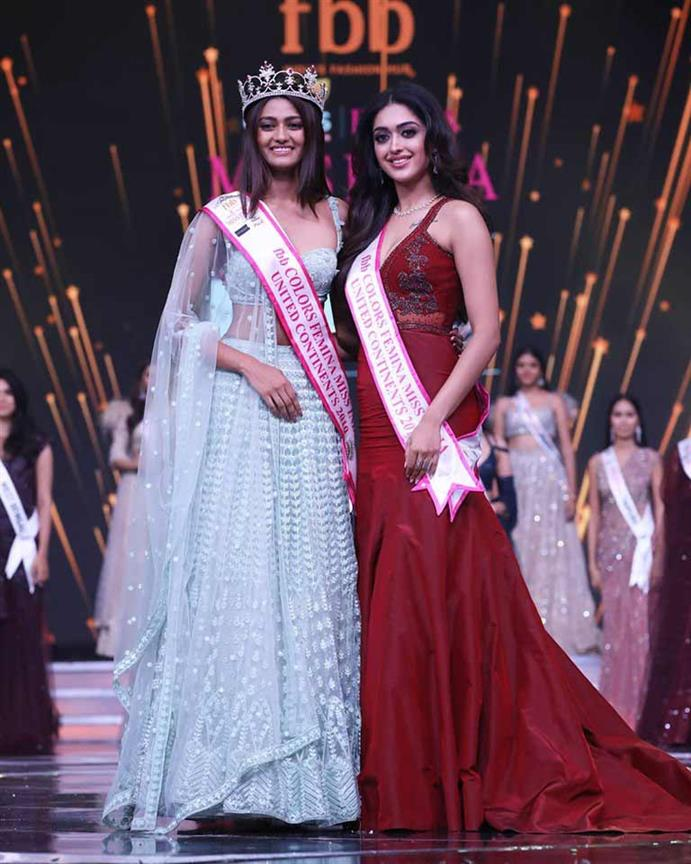 Shreya Shanker crowned Miss United Continents India 2019